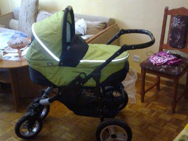Wózek Dziecięcy Wielofunkcyjny 3w1 Hitreec Firmy Emjot.