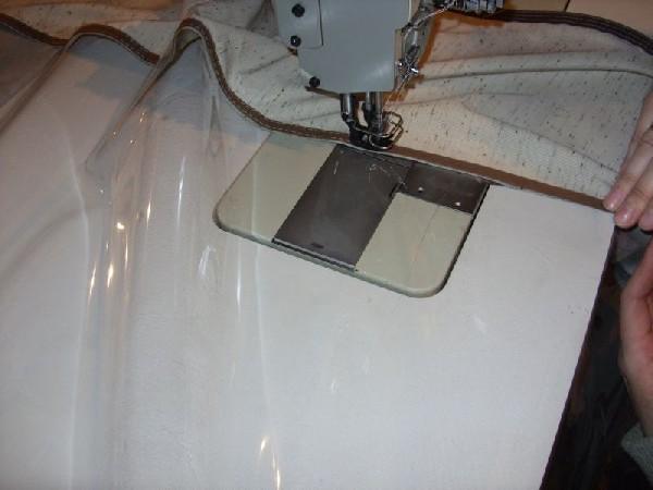 Naprawa Przedsionki Campingowe, Szycie Parasole Altany, Pokrycia Na Lodzie  2
